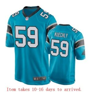 Mens Carolina Panthers Luke Kuechly Jersey